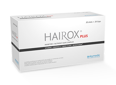 Step 3: Hairox Plus for hair loss